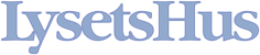 Lysets Hus Logo